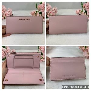 Michael Kors L Card Case Carryall Wallet